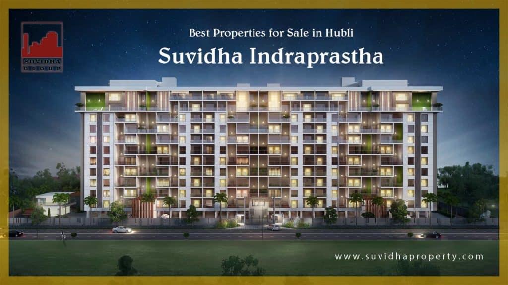 Suvidha Indraprastha Property for Sale in Hubli